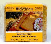 Gluten Free - Whole Grain Bread
