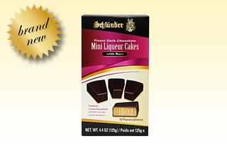 Mini Liqueur Cake