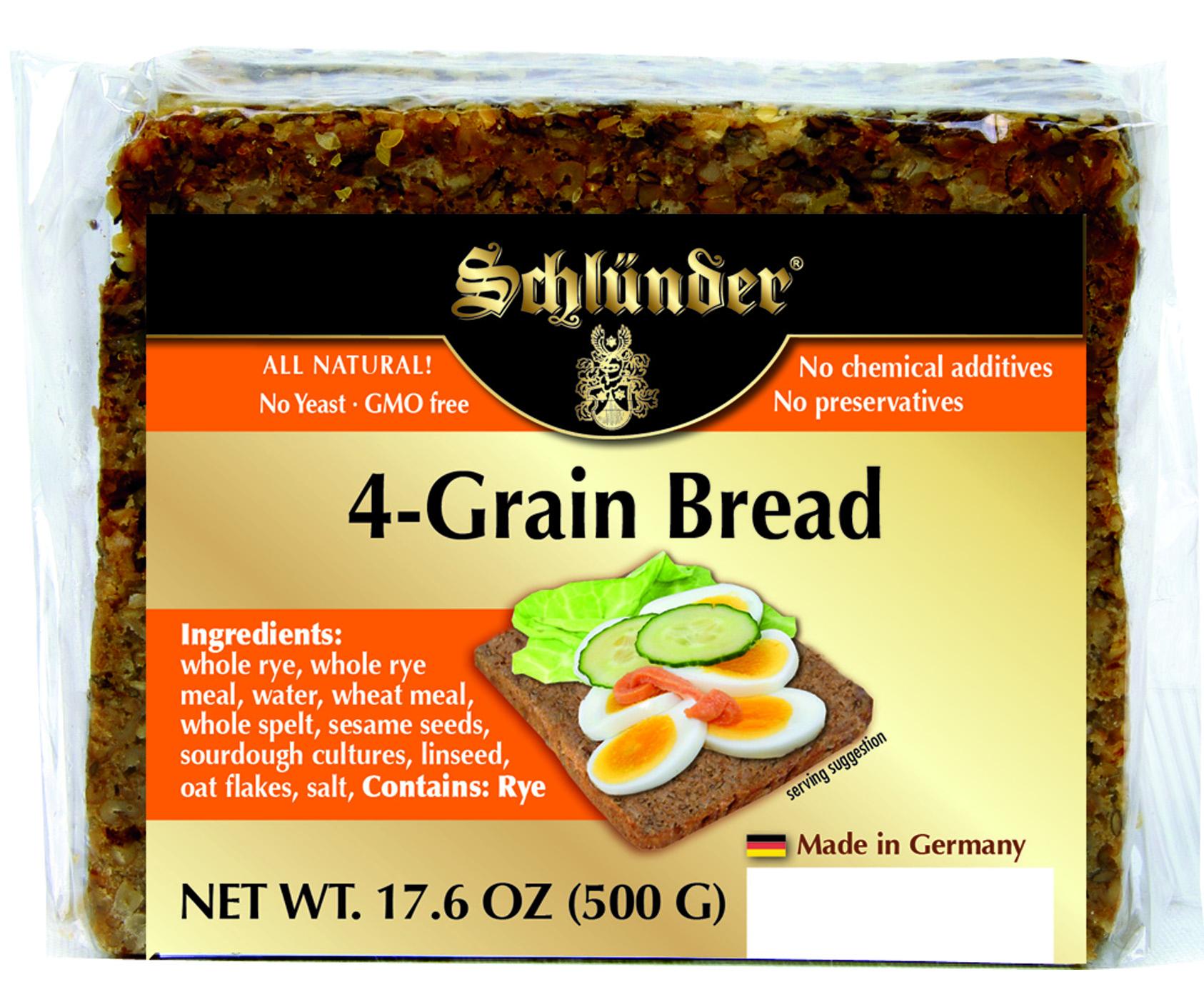 4 Grain Bread
