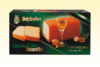 Liqueur Cake Amaretto