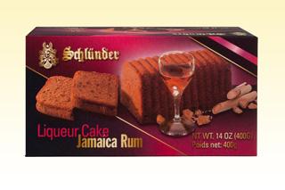 Liqueur Cake Jamaica Rum