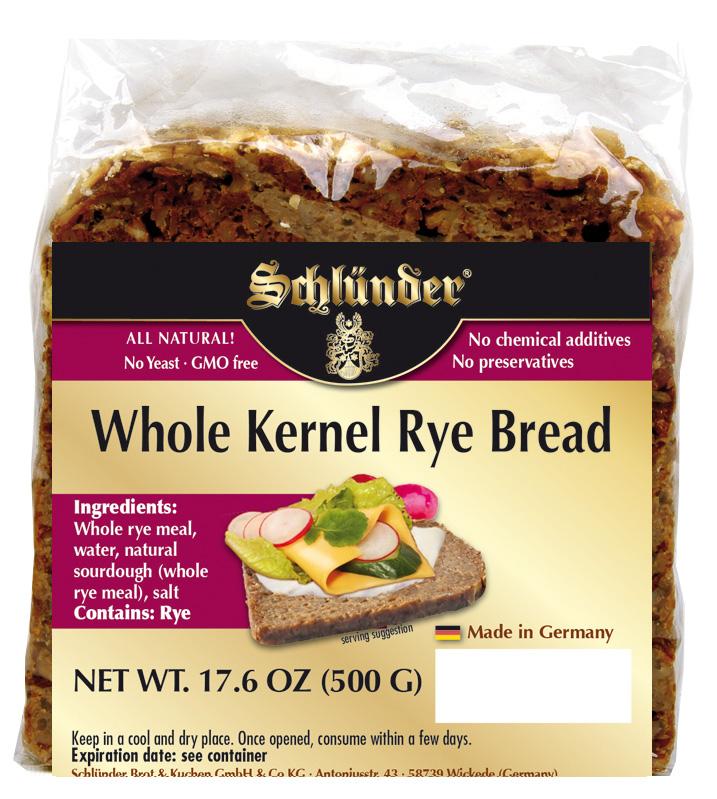 Whole Kernel Rye