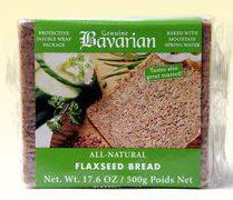 Bavarian Organic flaxsees bread