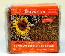 Bavarian Organic Sunflower Bread